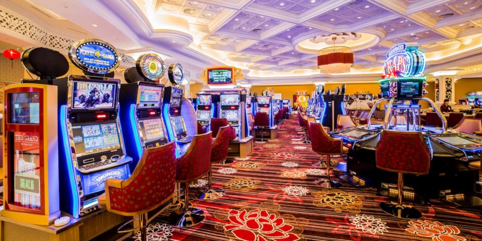 Most popular casino games available in the internet